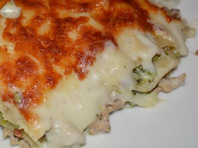 chicken lasagne
