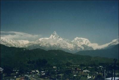 Machapuchre_ Pokhara