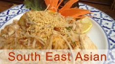 south east asian recipes