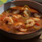 HCG shrimp jambalaya